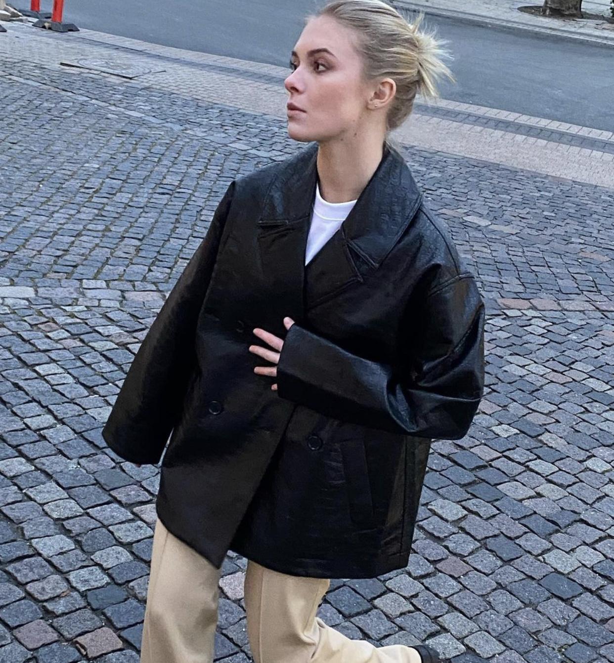 Lena Oversized Blazer-3