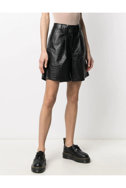 Liv Croco Shorts