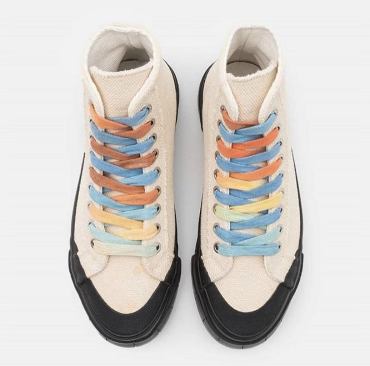 Juice Multi Lace Sneakers-1