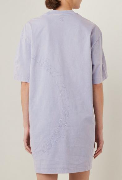 Koxid T-shirt Jurk-3