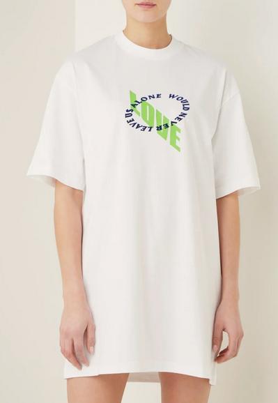 Koxy T-shirt Jurk-2