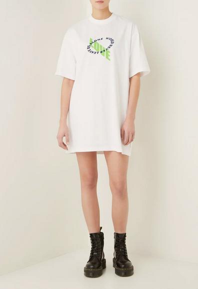 Koxy T-shirt Jurk-1