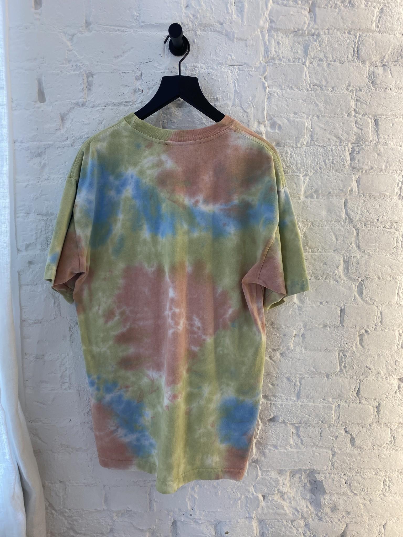 Bold Tie Dye T-shirt-4