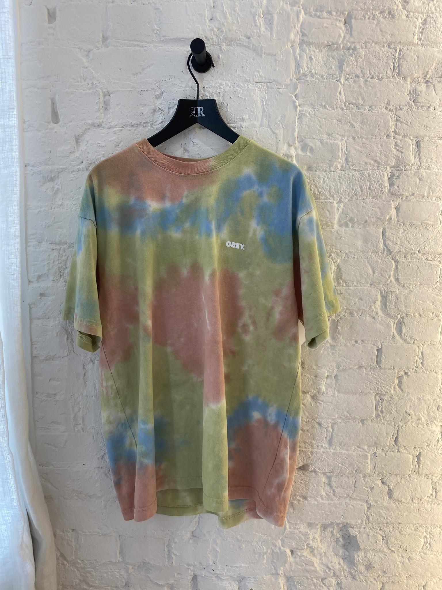 Bold Tie Dye T-shirt-2