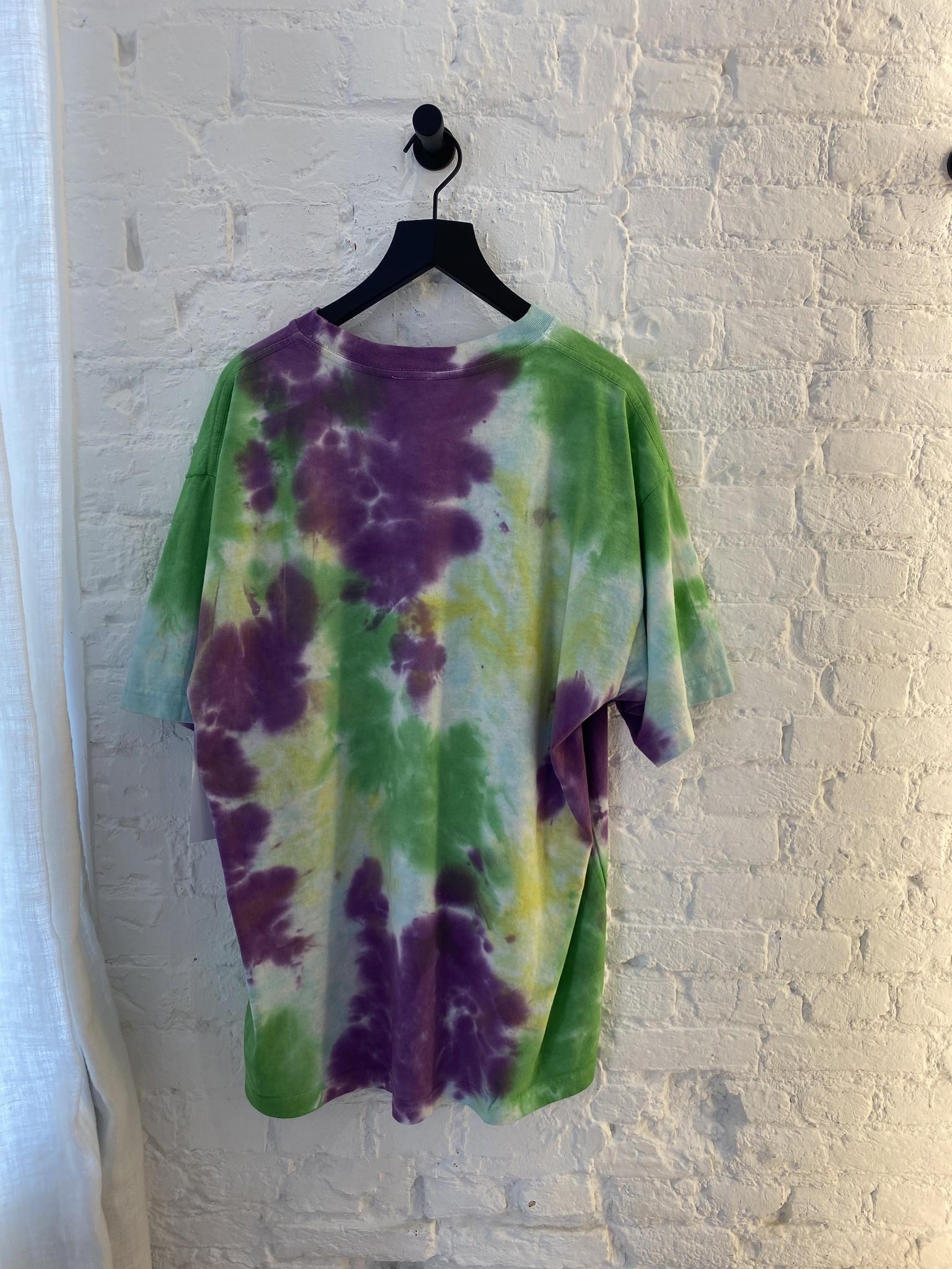 Bold Tie Dye T-shirt-3