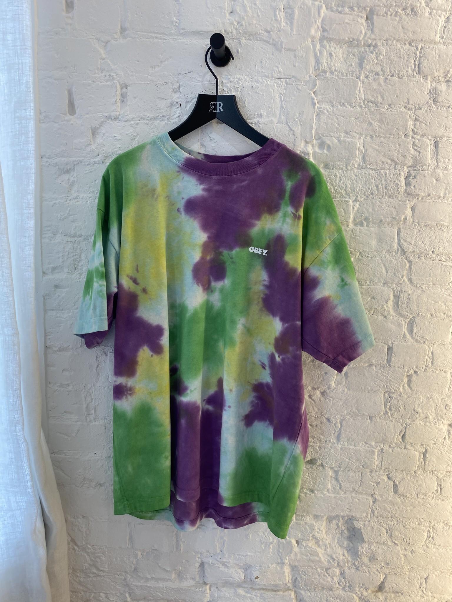 Bold Tie Dye T-shirt-1