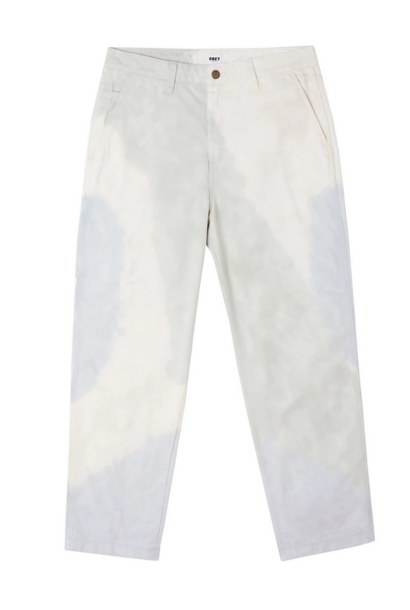 Tie Dye Carpent Trousers
