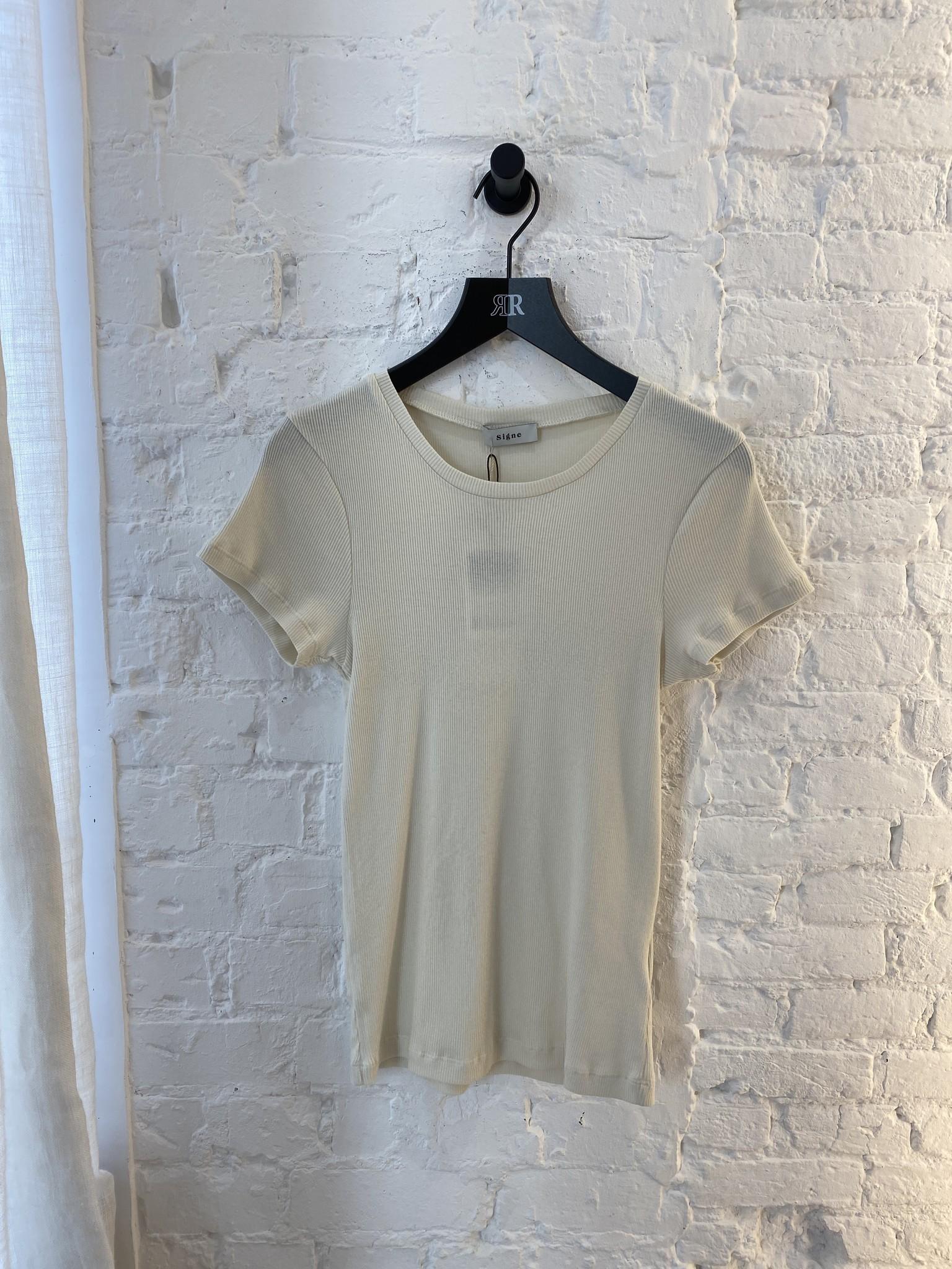 Lila Organic T-shirt-1