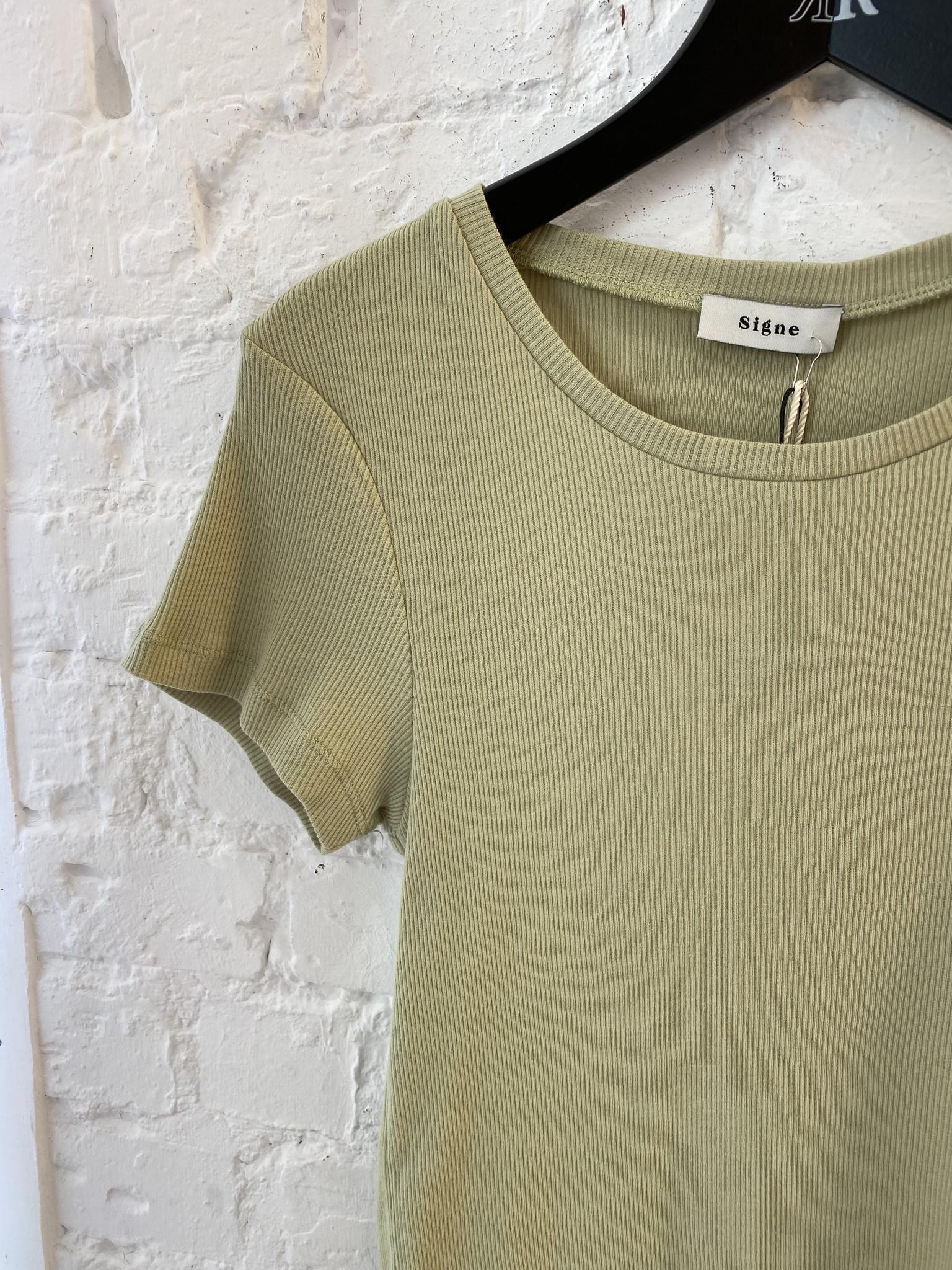 Lila Organic T-shirt-4