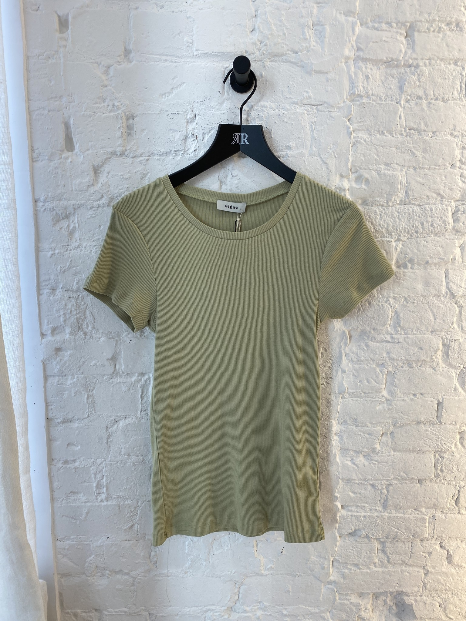 Lila Organic T-shirt-3