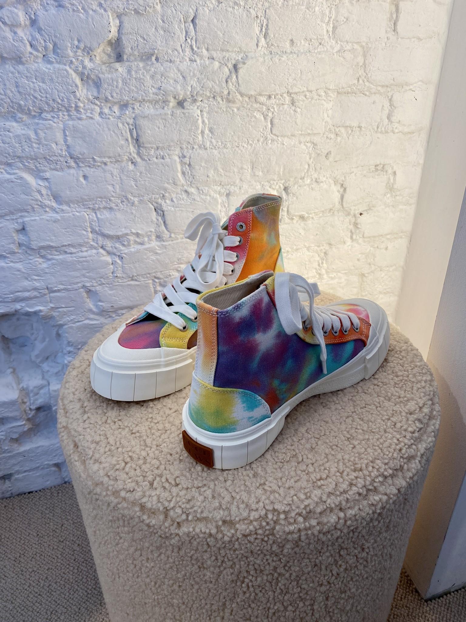 Palm Tie Dye Sneakers-7