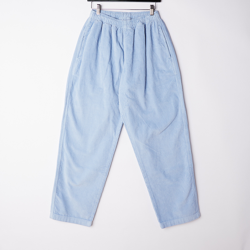 Easy Corduroy Trousers-1