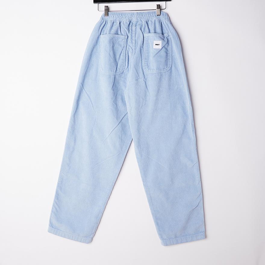 Easy Corduroy Trousers-2