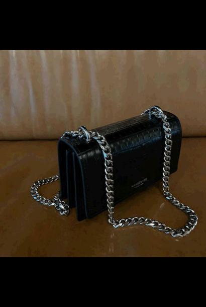 The Regis Croco Bag