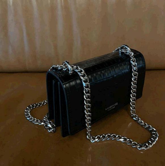 The Regis Croco Bag-1