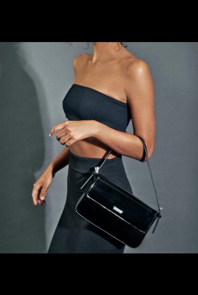 The Sylvie Patent Bag
