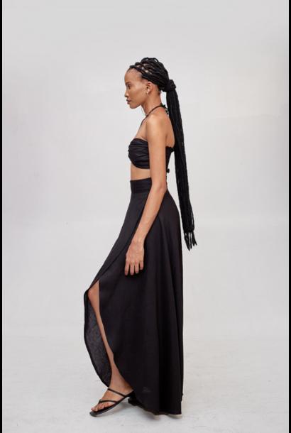 Mallorca Linen Skirt