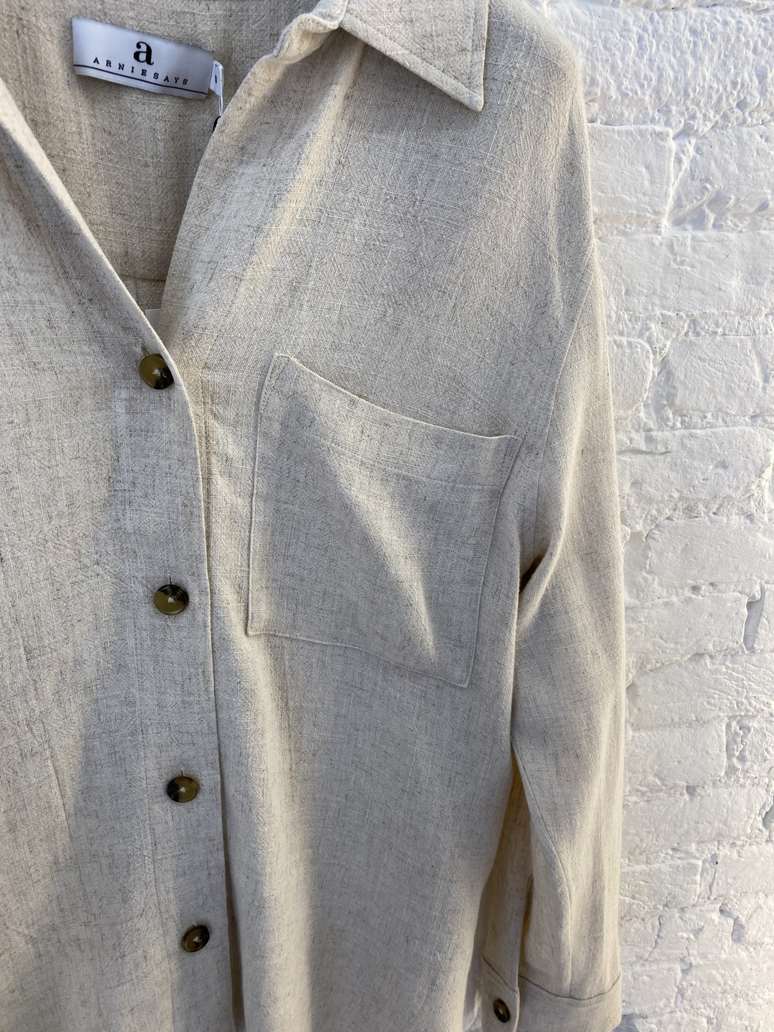 Bailey Linen Shirt-3