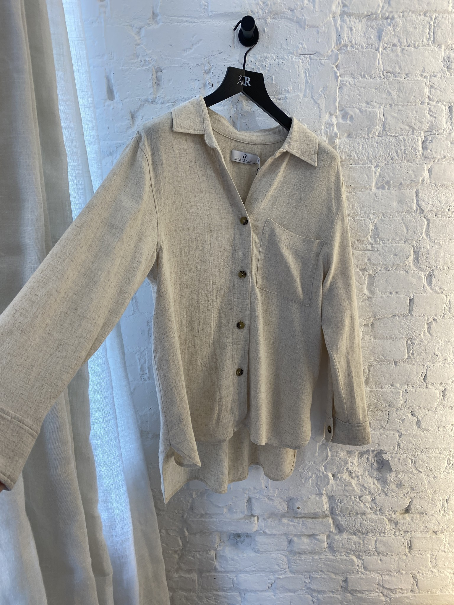 Bailey Linen Shirt-2