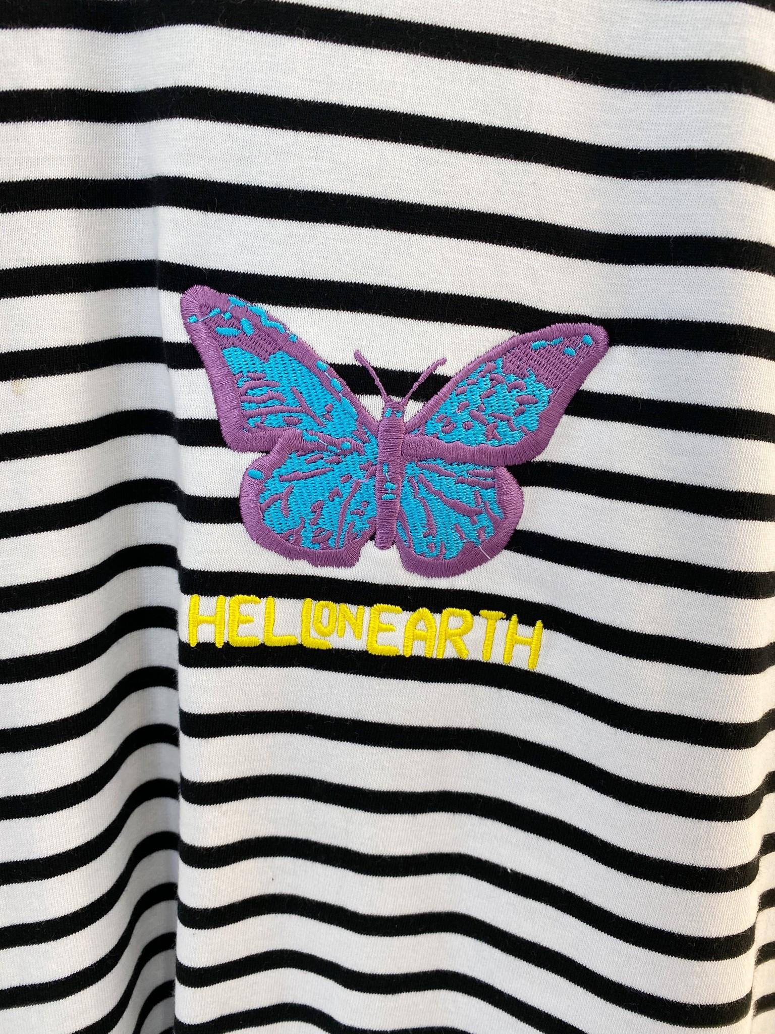 Fisher Striped T-shirt-2