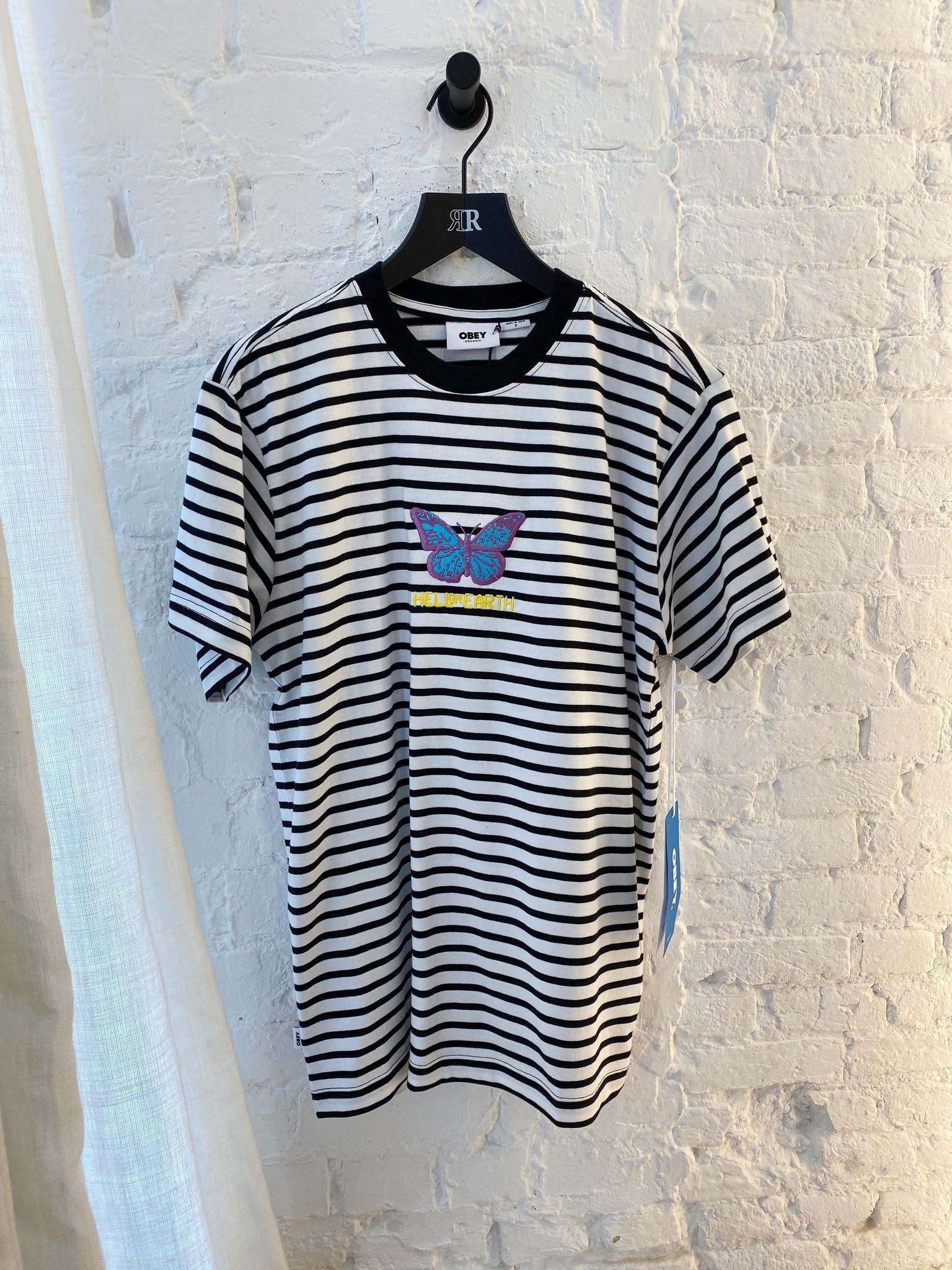 Fisher Striped T-shirt-3