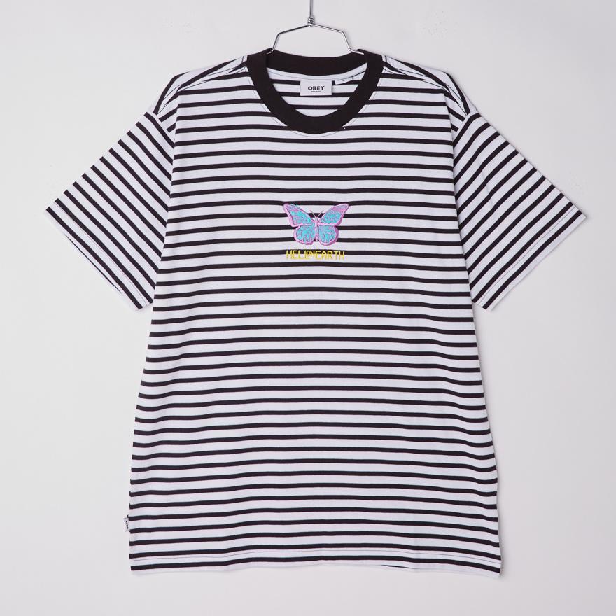Fisher Striped T-shirt-1