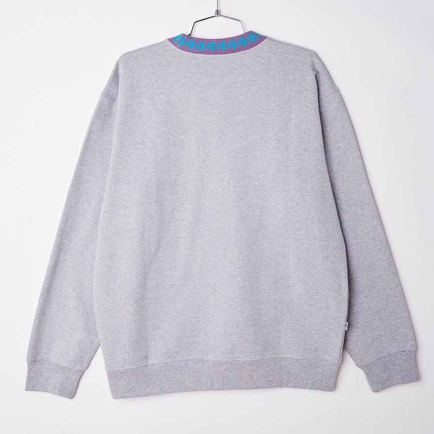 Jacquard Sweater-2