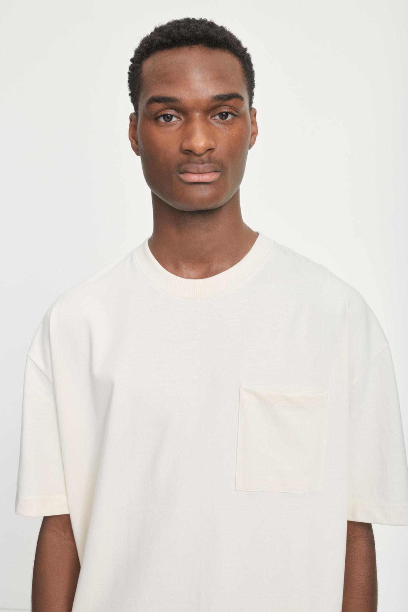 Undyed T-shirt-2