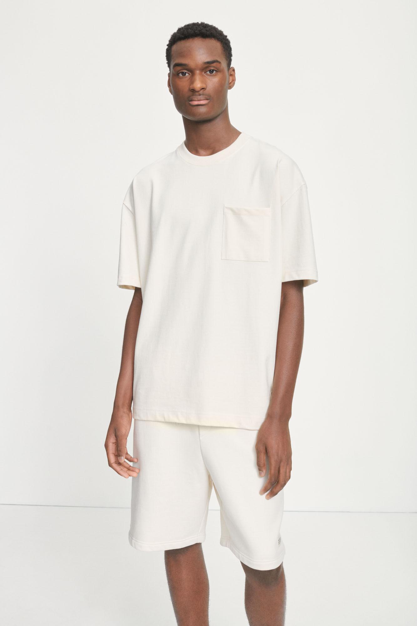Undyed T-shirt-1