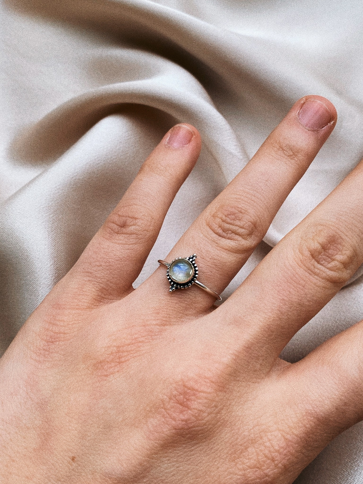 Ring 41 Moonstone-2