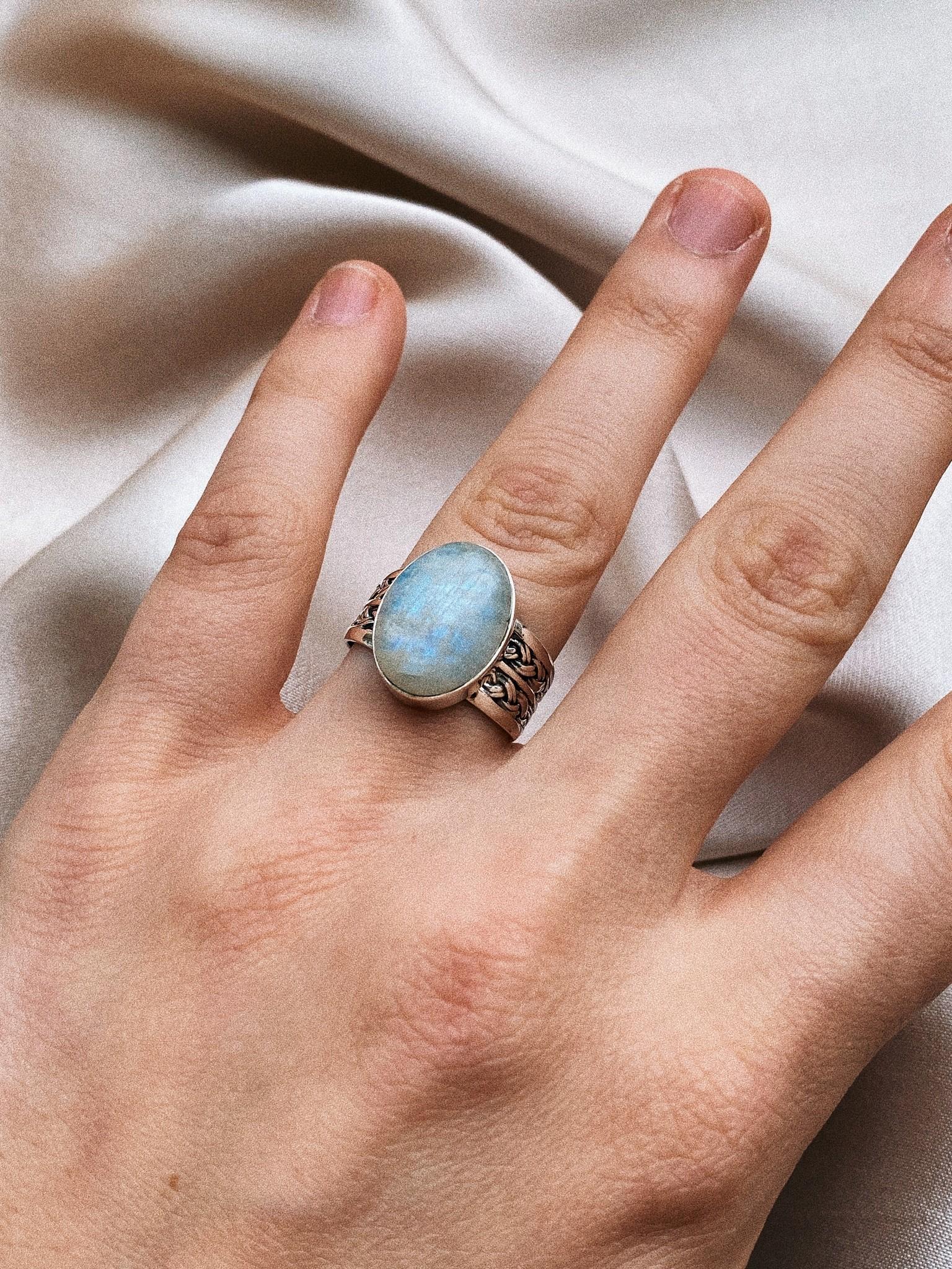 Ring 61 Moonstone-2