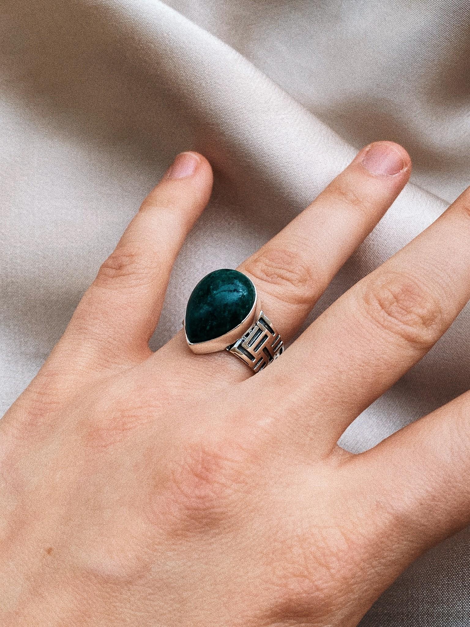 Ring 67 Verdite-2