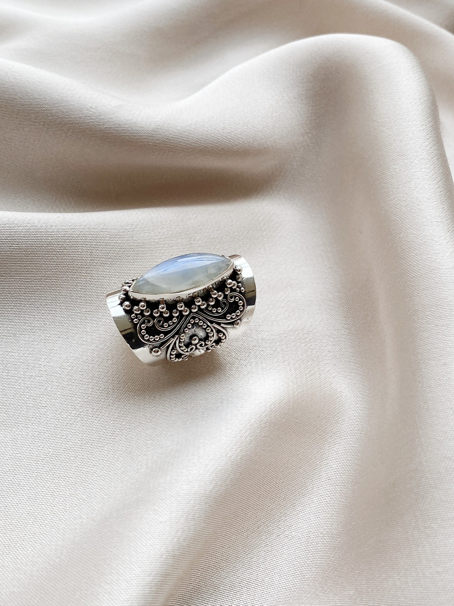 Ring 132 Moonstone-4