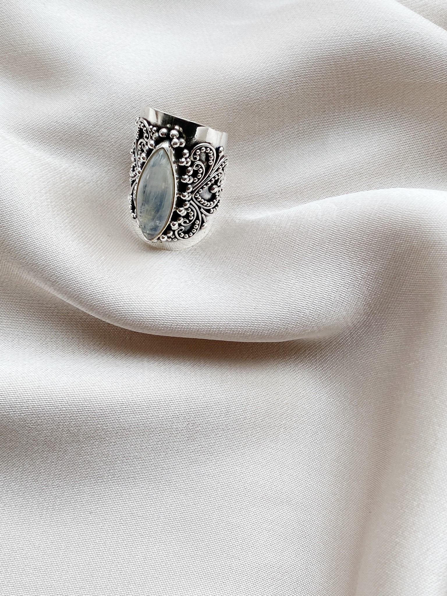 Ring 132 Moonstone-5