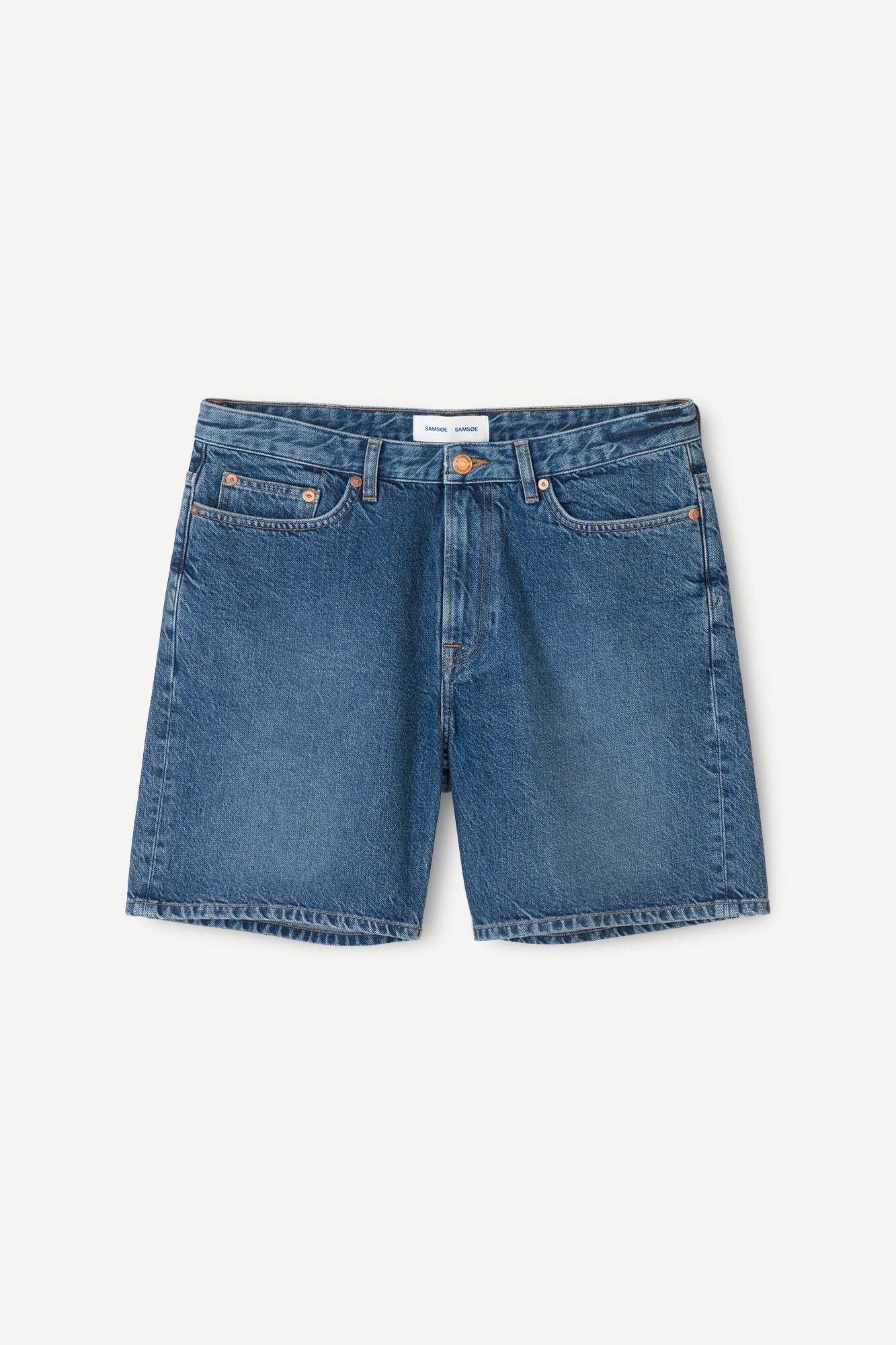 Rory Denim Shorts-6