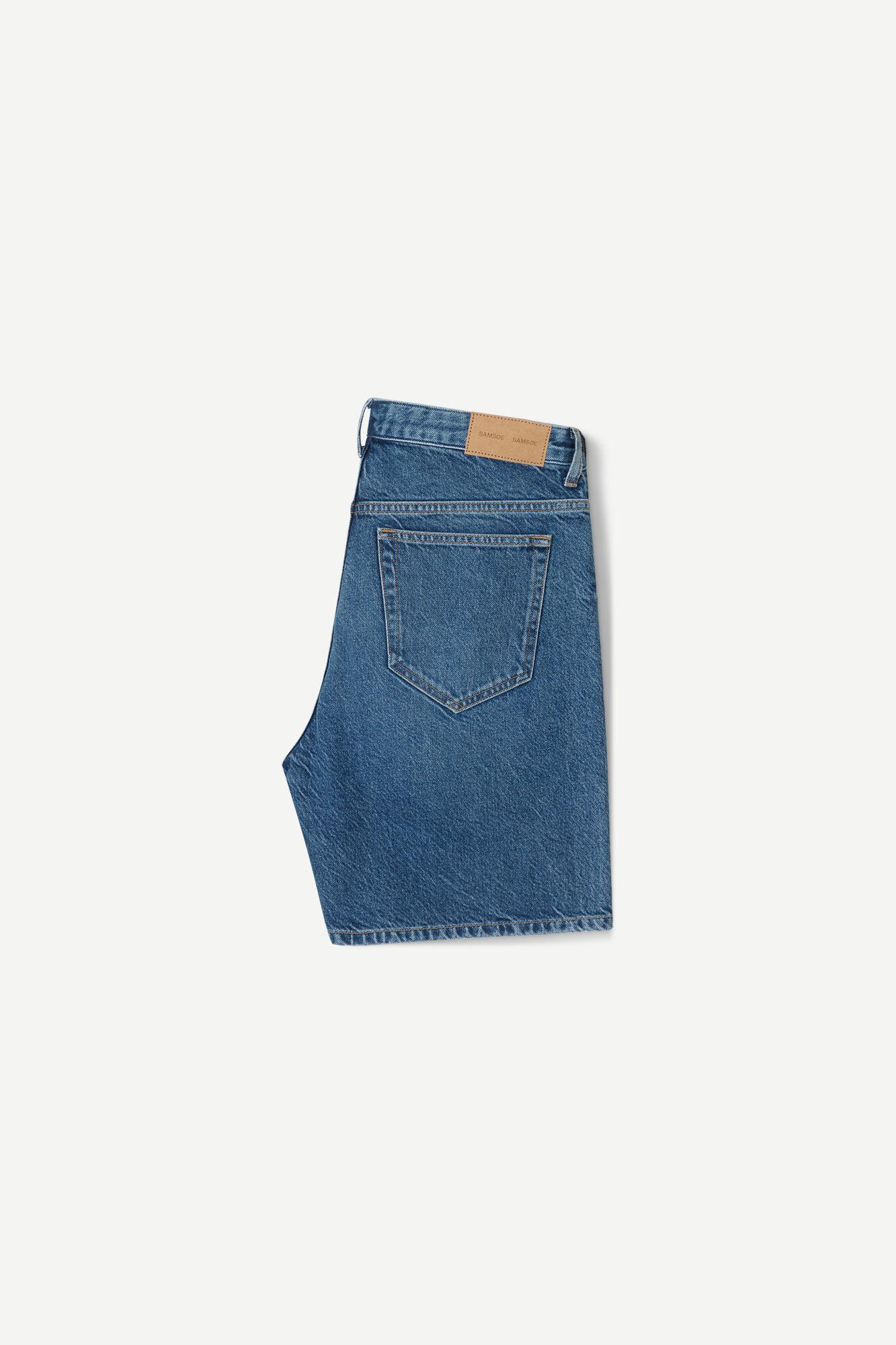 Rory Denim Shorts-7