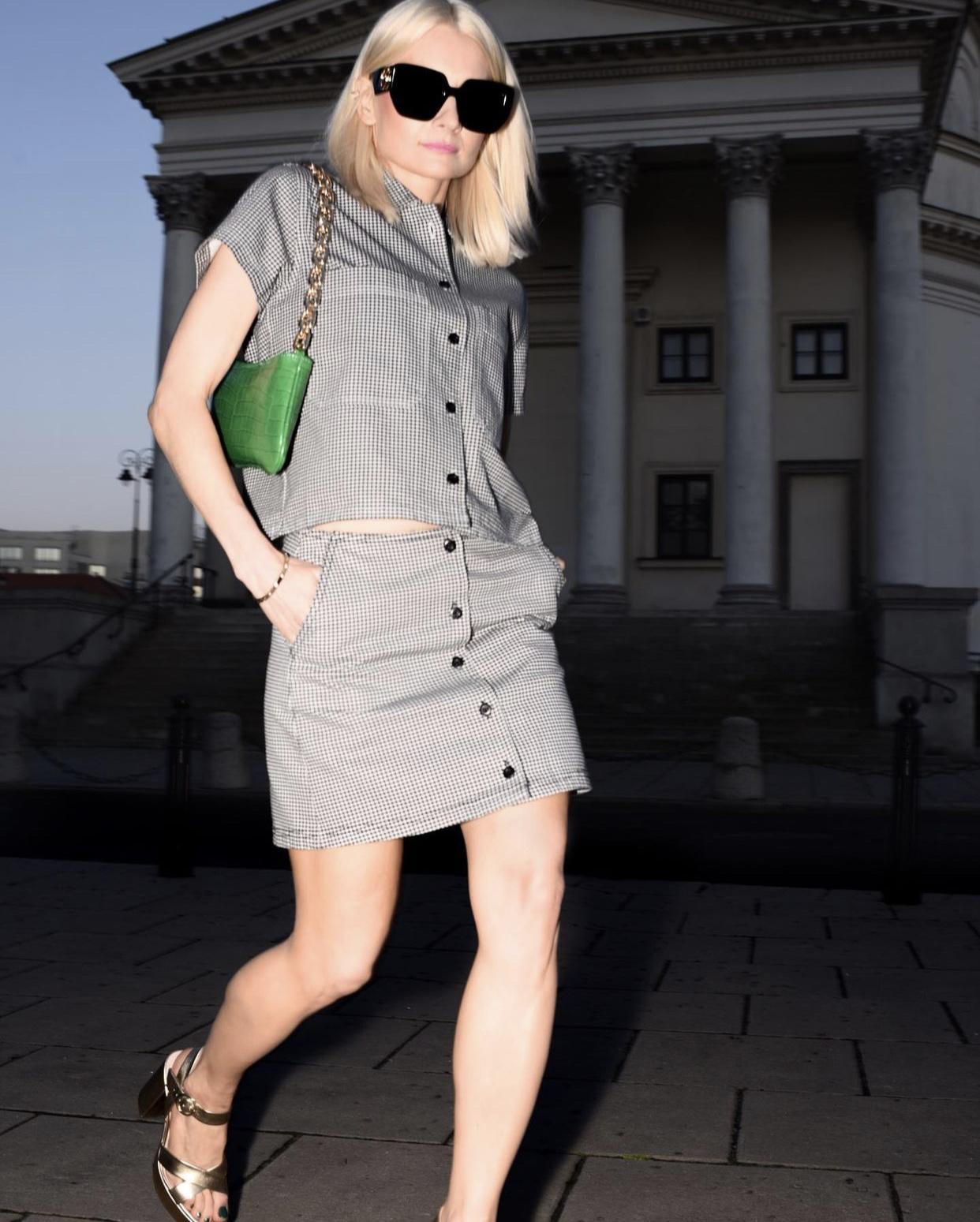 Creeper Mini Skirt-4