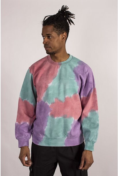 Nitro Tie Dye Sweater