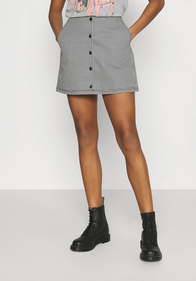 Creeper Mini Skirt-1