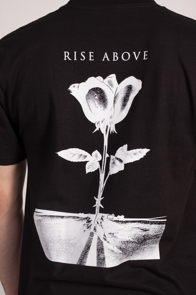 Rise Above Rose T-shirt-3