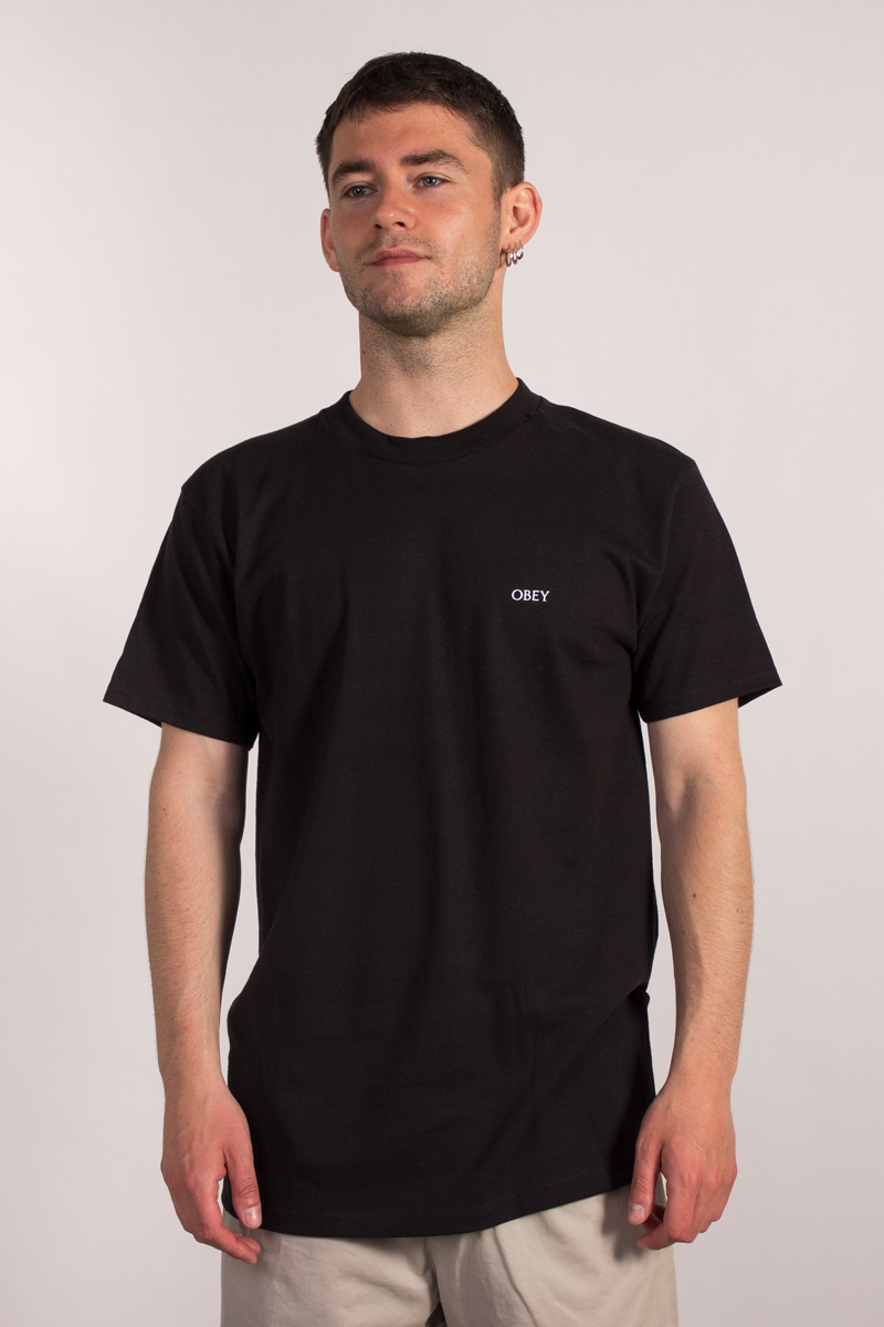 Rise Above Rose T-shirt-2