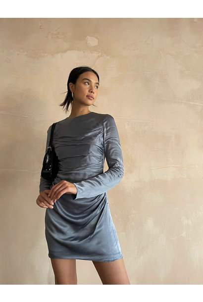 Lily Longsleeve Mini Dress