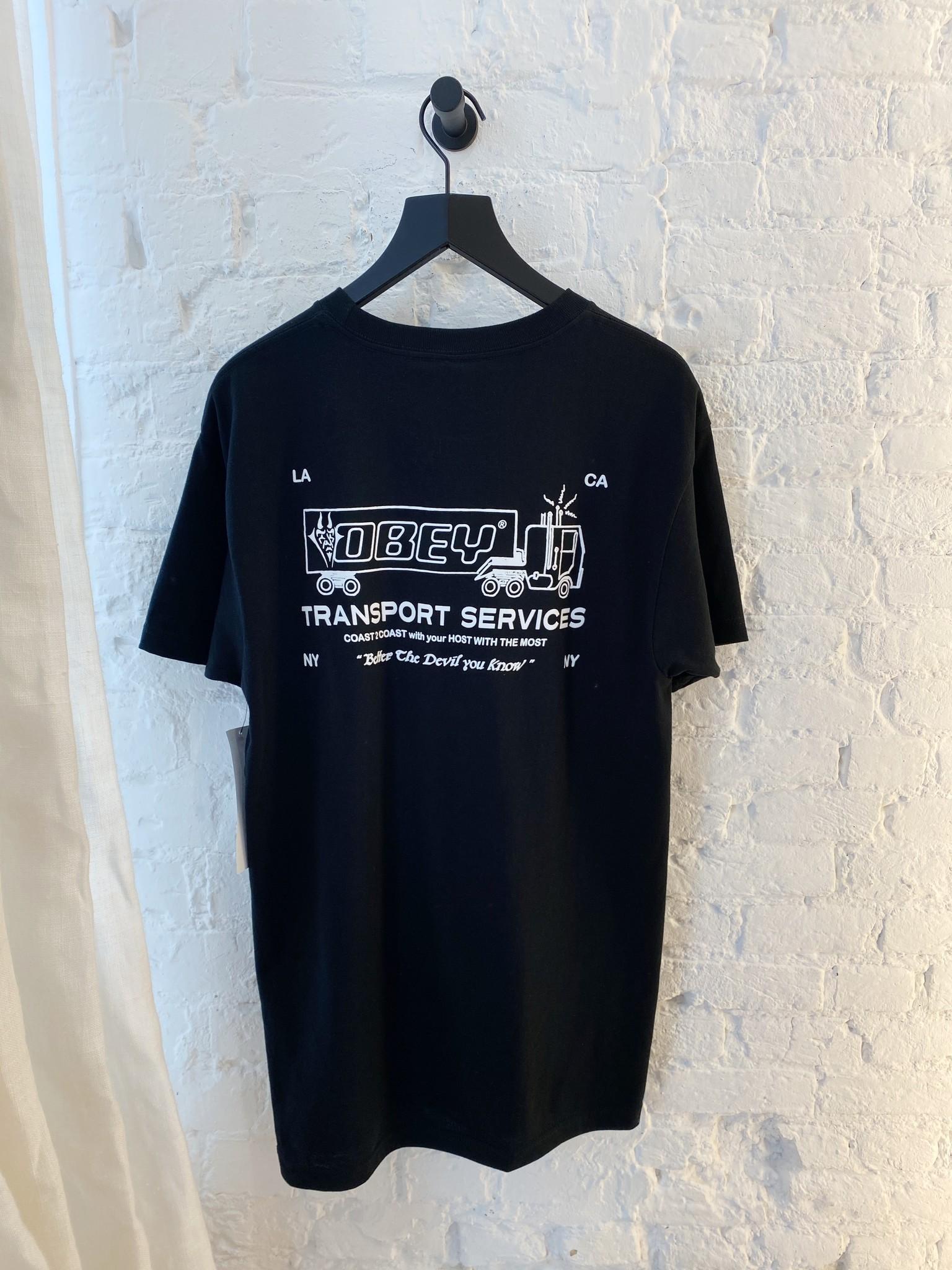 Transport Services T-shirt-2