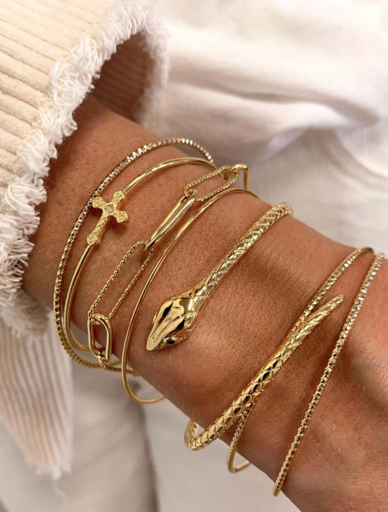 RR Serpiente Armband