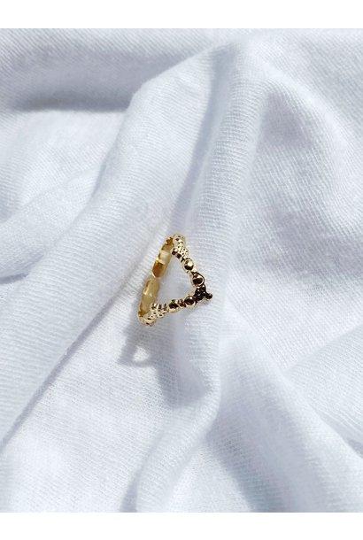 V Revisited Ring