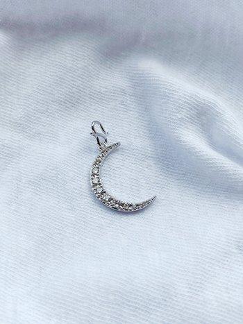 RR Moon Pendant