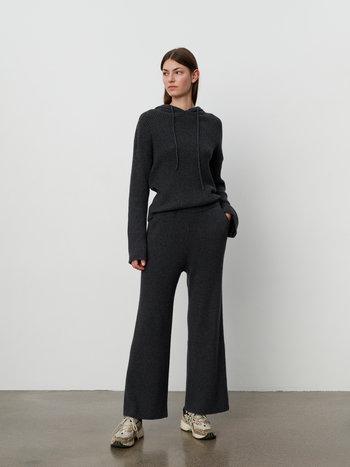 RR Pistachio Knit Trousers