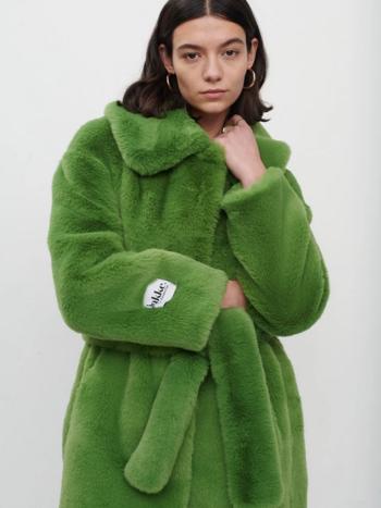 RR Katrina Faux Fur Coat
