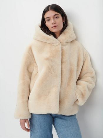 RR Daisy Faux Fur Jacket