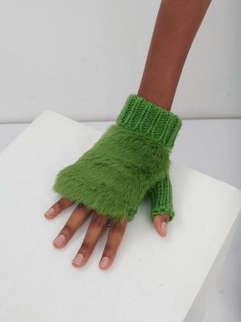 RR Sophia Faux Fur Handschoenen